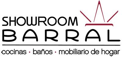 Logo Showroom Barral del Grupo Barral - Noticias GS Gestión